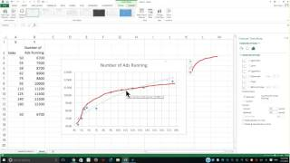 Nonlinear Regression Using Excel