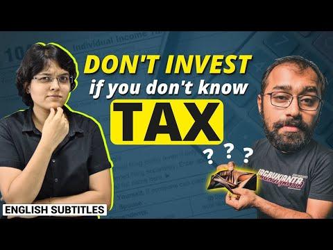 TAX on stock market & mutual funds   STCG, LTCG and DIVIDENDS @CA Rachana Phadke Ranade