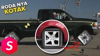 Video Gokil..!! Mobil Ini Rodanya Kotak, Gimana jalannya Coba? MP3, 3GP, MP4, WEBM, AVI, FLV Maret 2019