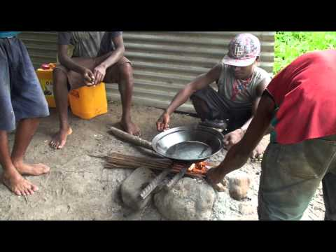 Fish Creek, Gulf Province, PNG. Part 3