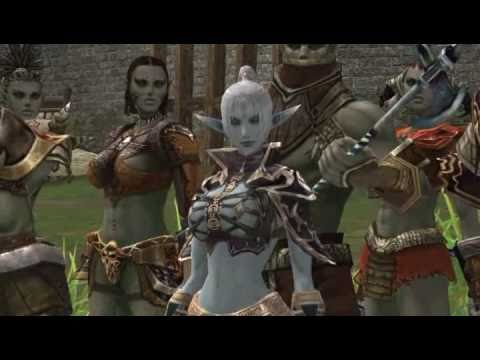 Lineage II Chronicle 1: Harbingers of War – Gameplay Video