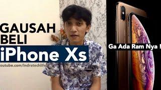 Video 5 Alasan Jangan Beli iPhone XS & XS Max - Indonesia by iTechlife MP3, 3GP, MP4, WEBM, AVI, FLV Desember 2018