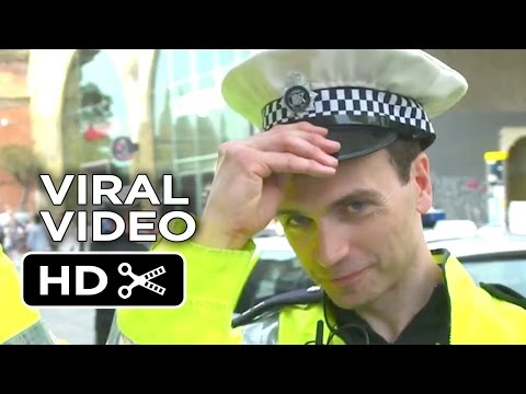 Let's Be Cops VIRAL VIDEO – Fake Cops Prank (2014) – Jake Johnson Action Comedy HD
