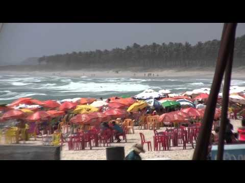 Praia do Francês e praia de Pajuçara-Maceió AL  [HD]