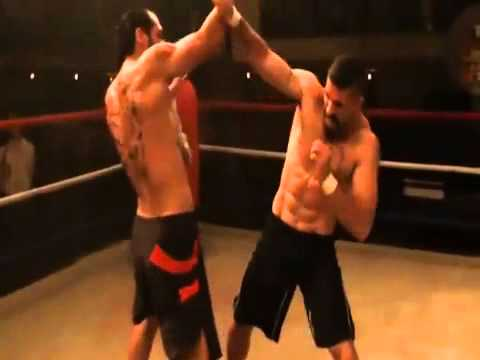 Invicto 3 Fight Boyka Vs Dolor