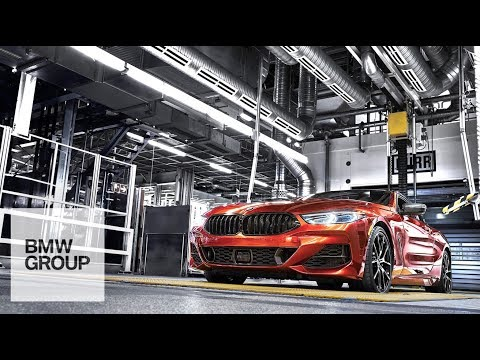 The Production Of The BMW 8 Series Coupe Has Started. See It Now!