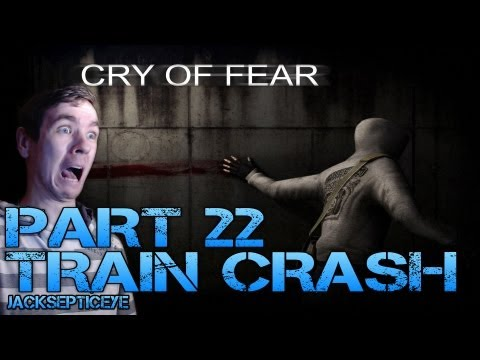 fear of tube trains - Hey guys and welcome to the Cry of Fear standalone. Don't forget to like the video and subscribe, it helps me out so so much and I really appreciate it. Also...