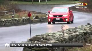 2013 Kia Forte Koup Overview