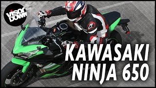 8. Kawasaki Ninja 650 Review First Ride