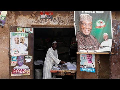 Μετατέθηκαν οι εθνικές εκλογές στη Νιγηρία
