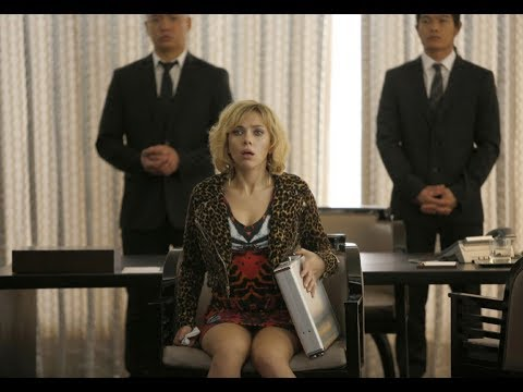 lucy 2014 --full  action  movie clip