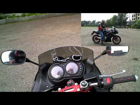Motorcycle - How to ride a motorcycle for the very first time, my original video: http://www.youtube.com/watch?v=CdySkge4aKM First time Fails: http://www.youtube.com/watc...