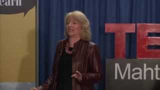Jill Greenhalgh - Re-story-ation: Rewriting Our Stories in a Changing World at TEDxMahtomedi