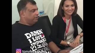 Video Bos AirAsia Interview Calon Karyawannya MP3, 3GP, MP4, WEBM, AVI, FLV Juni 2018