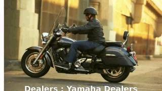 3. tarohan - 2012 Yamaha V Star 1300 Tourer  Transmission Engine Info Specs superbike motorbike