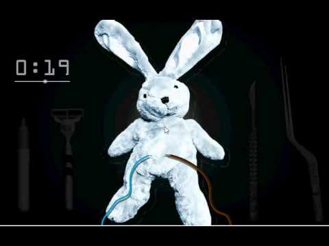 Save the bunny glitch