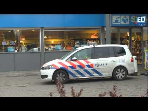 Gewapende overval Eindhoven
