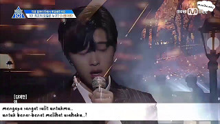 Video [IndoSub] Produce101 season 2 Ep.06| Vocal-If It's You | Cover MP3, 3GP, MP4, WEBM, AVI, FLV Juni 2018