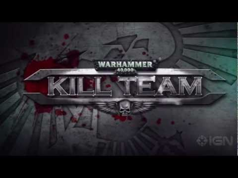 preview-Warhammer 40,000: Kill Team - Action Trailer (IGN)