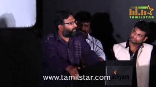 Kuttram Kadithal Movie Audio Launch Part 1