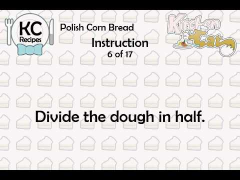 Video of KC Polish Corn Bread