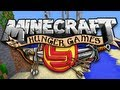 Minecraft: Hunger Games Survival w/ CaptainSparklez - POWER COUPLE!