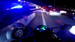 Video HIGH SPEED POLICE CHASES | POLICE vs. BIKERS | [Episode 11] MP3, 3GP, MP4, WEBM, AVI, FLV Mei 2017