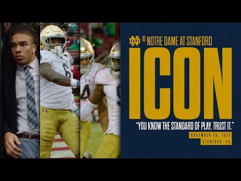 @NDFootball | ICON - Stanford (2019)