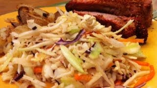 Oriental Cole Slaw Recipe
