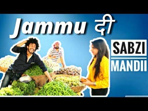 JAMMU DI SABZIMANDI   DOGRI COMEDY VIDEO   Actor Sanyam Pandoh & Team