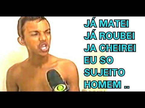 Vídeos engraçados - EU VENDO DROGAS EU ROUBOU EU Alanzinho Maniçoba barra Pesada - ndido Capeta (diabo)  frases memes