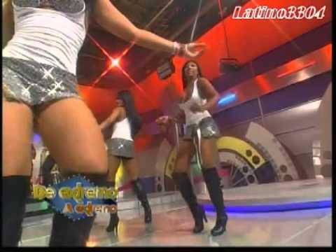 Video Bailarina De Extremo A Extremo & Paola la que controla Bailando Super SEXY download in MP3, 3GP, MP4, WEBM, AVI, FLV January 2017