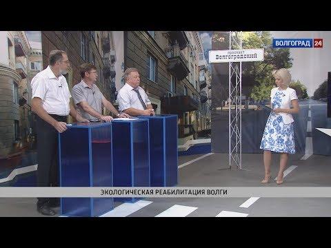 Экологическая реабилитация Волги. Выпуск от 18.08.2017