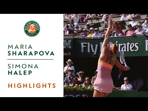 Maria Sharapova reine de Roland-Garros