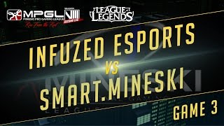 Infuzed vs Mineski, game 3