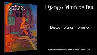 Django Main de feu - Bande annonce