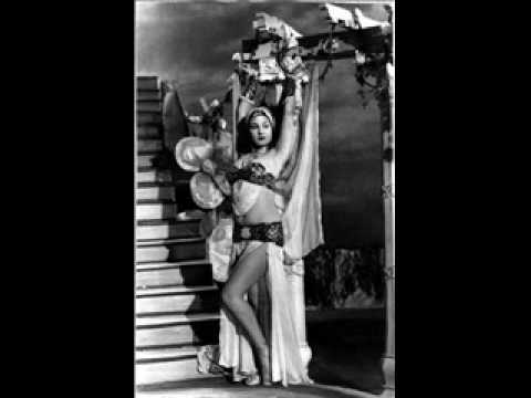 Naema Akef 78 Record - I Sing And Dance(1) - Bread And Salt (1944)