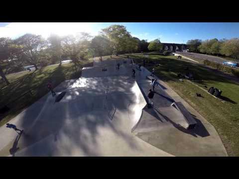 Chelmsford Central Park Skate Park