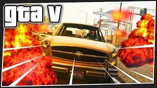 5 MAN BARRICADE | GTA 5 Online