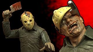This is a review of the Friday the 13th: Part IV: The Final Chapter: Jason Voorhees 7 inch Ultimate action figure made by NECA.Intro music by Gods Immortal Gauntlet:http://www.youtube.com/user/GodsImmortalGauntlet