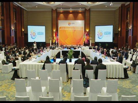 Hội nghị hẹp các Quan chức Kinh tế Cao cấp ASEAN lần thứ nhất năm 2020 (SEOM 1/51)