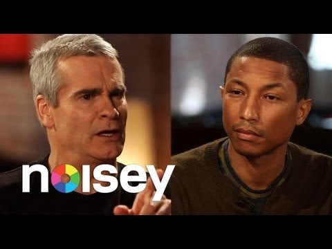 noisey - You Should Subscribe Here Now: http://bit.ly/VErZkw Henry Rollins and Pharrell Williams sat down to hash out the major issues of our day from education refor...