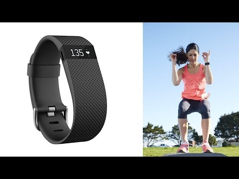 Top 5 Best Fitbit Charge HR Wireless Activity Wristband Reviews  2016   Best Wristband Fitness  x264