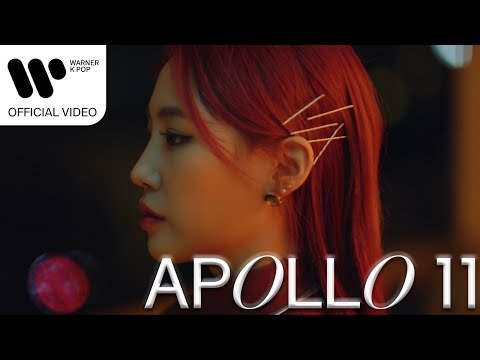 JAMIE (제이미) - Apollo 11 feat. Jay Park Official Music Video