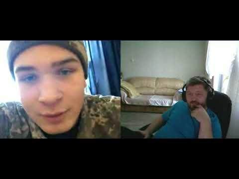 Разговор с украинским солдатом