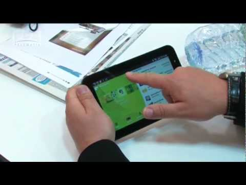 Video of PDA Client for Smartphones