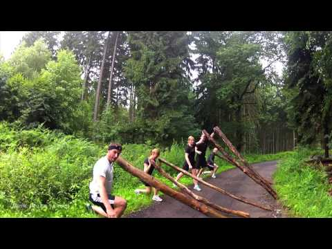 Fitness und Training im Outdoor Gym