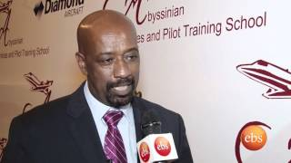 What's New , Abyssinian Flight Service & Pilot training school graduation ceremony