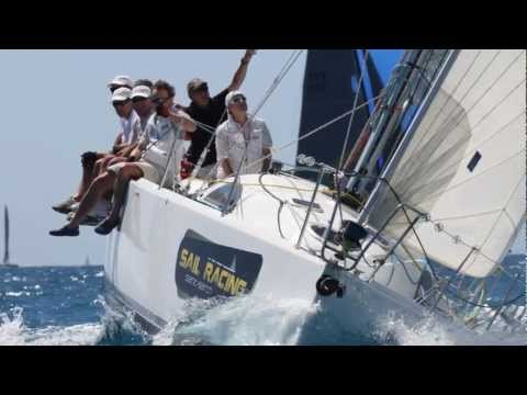 Gill Commodore's Cup - 33rd St. Maarten Heineken Regatta by Leighton O'Connor видео