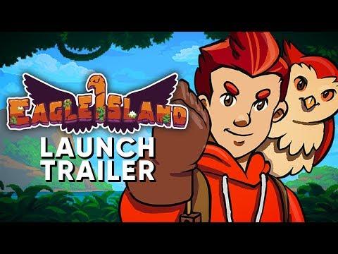 Eagle Island - Official Launch Trailer de Eagle Island